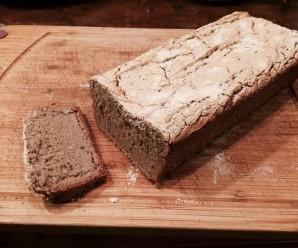 Gryczany chleb bezglutenowy przepis